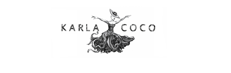 Blogerka Karla Coco