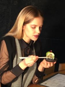 Sushi backstage