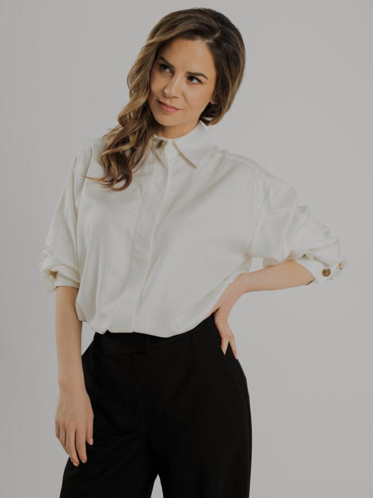 Natalia Lesz MB koszula